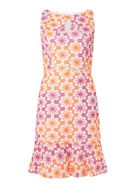 Damsel in a Dress Eleanor mini jurk met bloemenborduring en keyhole