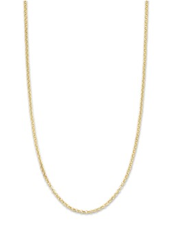 Diamond Point Timeless treasures geelgouden collier (42cm)