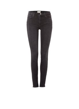French Connection Rebound mid rise skinny jeans