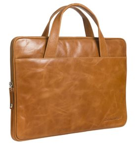 Laptophoes dbramante1928 Silkeborg Leather Sleeve Tan 13 inch