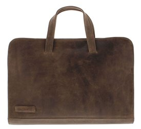 Laptoptas Plevier Pure Laptop Sleeve Taupe 14 inch