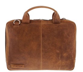 Laptoptas Plevier Urban Laptoptas / Sleeve 480 Cognac 14 inch