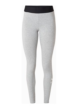 Nike Legging met metallic logoprint