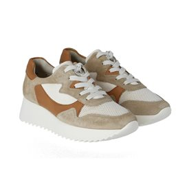 Paul Green Dames Sneaker 4949 Taupe