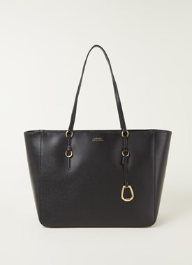 Ralph Lauren Saffiano Medium shopper van leer