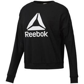 Reebok Workout Mesh Crewneck