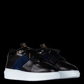 Roma Classic Leather Navy-38