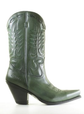 Sendra 15651 Salvage Ment Westernboots