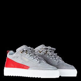 Torino Nubuck/Leather - Grey-36